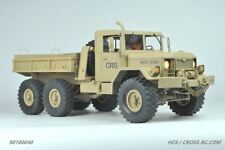 Cross RC - HC6 Off Road Military Truck Kit, 1/10 Scale, 6x6