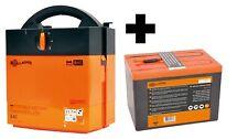 Gallagher Weidezaungerät, Elektrozaungerät B40 9V + gratis Batterie