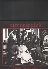 INCRIMINATED - kings of misery LP
