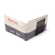 Official NINTENDO NES Console Bi-fold WALLET Retro Gaming Gift