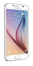 "Samsung Galaxy S6 SM-G920F 5.1"" 32GB 3GB Ram 16MP Cam Unlocked Smartphone White"