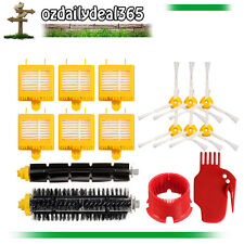 6 Filters Brush 3-armed kits Brush Cleaning Tools for iRobot Roomba 770 780 790