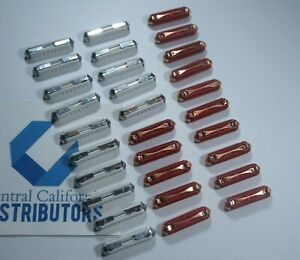 VW FLOSSER FUSE ASSORTMENT 30 PACK 15 WHITE 8A, 15 RED 16A, 15 of EACH GERMANY