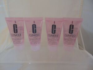 Clinique 2-in-1 Cleansing Micellar Gel + Light Makeup Remover - 120ml - 4 x 30ml