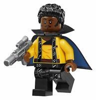 Lego Star Wars Lando Calrissian Minifigure 75212 New.
