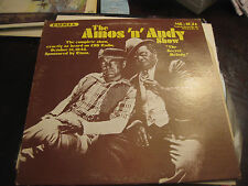 The Amos 'N' Andy Show Complete show as heard on CBS Radio 10/31/48   on LP