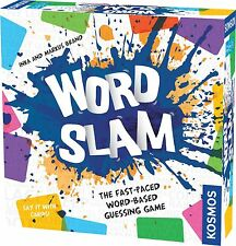 Word Slam Fast-Paced Word-Based Guessing Game Kosmos 692674