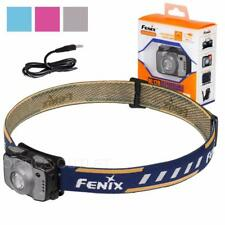 Fenix HL12R 400 Lumen Neutral White + Red LED Rechargeable Headlamp (Grey)