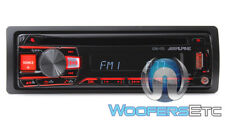 ALPINE CDE-170 CAR STEREO CD MP3 USB AUX EQUALIZER 200W AMPLIFIER RADIO NEW