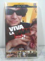 Viva La Bam Volume 1 UMD PSP MOVIE SONY PLAYSTATION PORTABLE