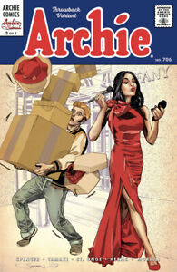 Archie Comics (1941) #706 VF/NM (9.0) Throw back variant Archie & Sabrina pt 2/5