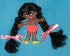 Vintage 1969 Ideal Black Flatsy Doll