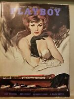Playboy March 1962 * Very Good Condition  * Free Shipping USA