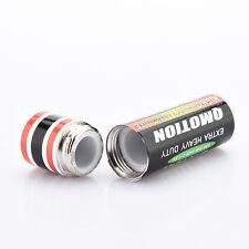 Astounding Secret Stash Diversion Safe AA Battery Pill Box Hidden Container New