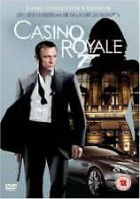 Casino Royale (2 Disc Collector's Edition) [2006] [DVD], Excellent DVD, Daniel C