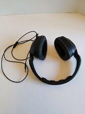 Skullcandy Crusher Wired Black Headphones Headset