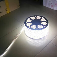 Cool White 110V 220V High Power SMD5050 Flexible LED Strip Lighting Rope Light