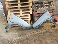 Nissan Terrano front wing pair ford Maverick left right 2.7 td tdi Green 1997