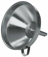 FACKELMANN Edelstahl Trichter Einfülltrichter Fülltrichter Einmachtrichter 145mm