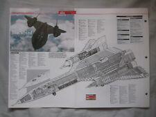 9a5a55bd8f77a Cutaway Key Drawing of the Lockheed SR-71 Blackbird
