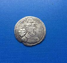 Sassanian King: Hormizd II, AD 303-309 Silver Drachm Rare (3.2gm)