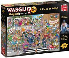 19181 Wasgij Original 34 Pride Festival Jigsaw