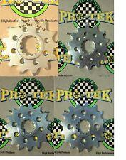 Protek Front Sprocket 520 Pitch 1992 1993 1994 1995 1996 Ninja 500 EX500R 13-17T