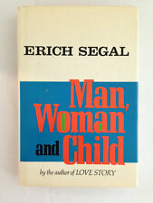 Man, Woman and Child by Erich Segal (1980, Hardcover)