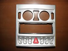 Chrysler Crossfire 2004-2008 Radio AC Climate Control Bezel Trim with Switches