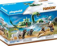 Playmobil History Set 70467 The Labours of Hercules Greek Mythology  NEW