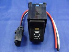 JEEP TJ WRANGLER ROOF LIGHT SWITCH 1998