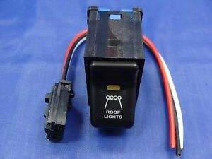 Fits JEEP TJ WRANGLER ROOF LIGHT SWITCH 1999