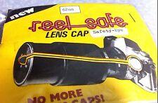 Slip On Push-on Front Lens Cap For 62mm lens filters Reel Safe Safety Eye 62 mm