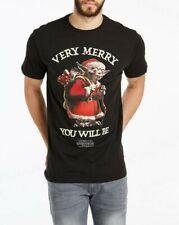 Star Wars - XXXL - Yoda Xmas T-Shirt - Official - Brand New