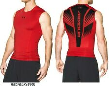 BNWT UNDER ARMOUR HEATGEAR COOLSWITCH COMPRESSION  VEST XL RRP £49.99 FREE P&P