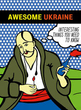 "Book in English - ""Awesome Ukraine. Interesting Things You Need To Know"""