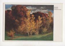 Ruedisuehli Herbststimmung Vintage Art Postcard 259b