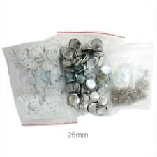 100Pc/Lot Blank Pin Button Parts Supplies for Badge Diy Making Machine 37-75mm