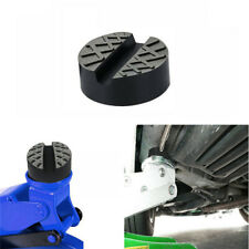 Car Universal Slotted Frame Rail Floor Jack Guard Adapter Lift Rubber Pad