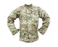 NEW MTP British Army Shirt Jacket  COMBAT PCS MULTICAM