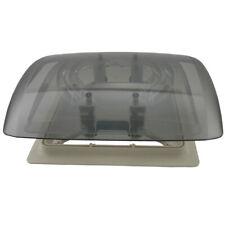 MPK Vision Vent S eco Klarglas Dachluke Dachfenster Dachhaube 28 x 28 cm + Rollo