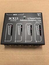 Rolls HA43 4 Channel Headphone Amplifier