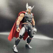 """Marvel Legends 6"""" Infinite Series Thor complete (Odin All-Father BAF wave)"""