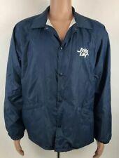 Vintage Frito-Lay Windbreaker Jacket Blue XL Logo Pepsico FLNA