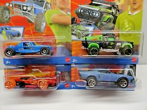 Hot Wheels Exclusives Series YOU PICK 2020  Rare Spy Racers