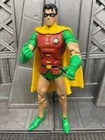 "DC Universe Classics Mattel Batman Robin 6"" Inch Action Figure"