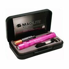 Girl Power Maglite K3amw2 Boxed National Breast Cancer Solitaire Flashlight Pink