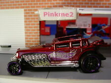 2018 Hot Wheels GREAT GATSBY✿red; purple rim pr5 ✿Multi Pack Exclusive?✿LOOSE