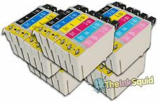 30 t0791-t0796' búho' Los Cartuchos De Tinta Compatible No Oem Con Epson Stylus 1400
