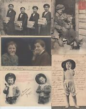 TABAC TOBACCO INDUSTRY SMOKING 29 Vintage Cartes Postales 1900-1940
